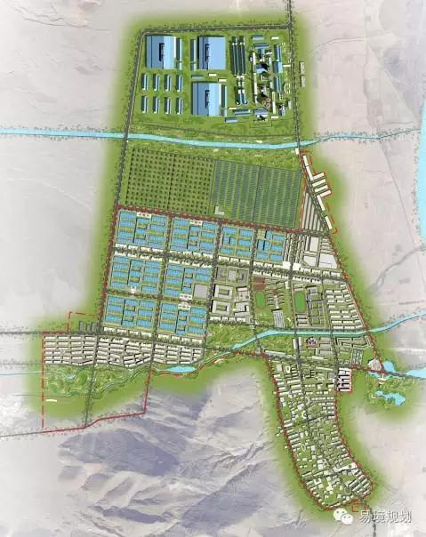 西藏日喀则·吉定镇特色小城镇建设控制性详细规划