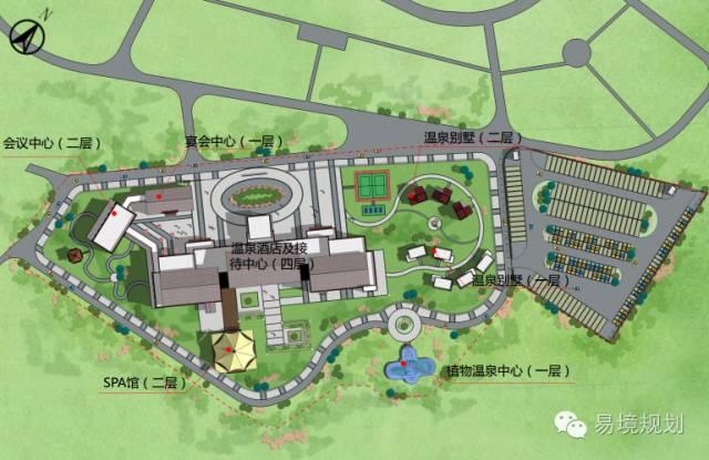 西藏那曲·格萨尔赛马场 温泉开发项目前期规划