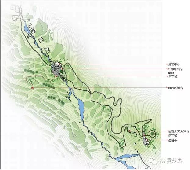 西藏拉萨·墨竹工卡县——工卡-门巴生态文化伟德1946虎扑走廊核心景点修建性详细规划
